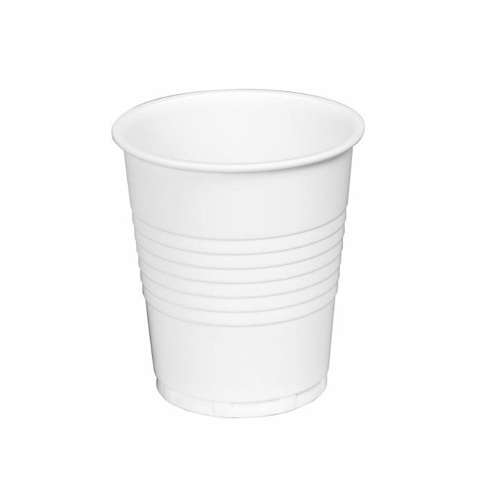 Disposable Plastic Cup 7oz Pack of 50