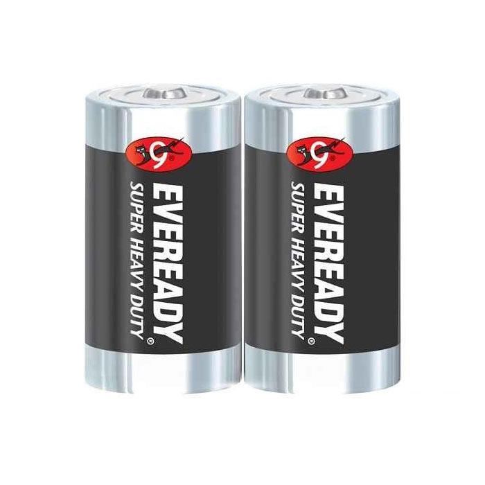 Eveready C Battery Super Heavy Duty 1235