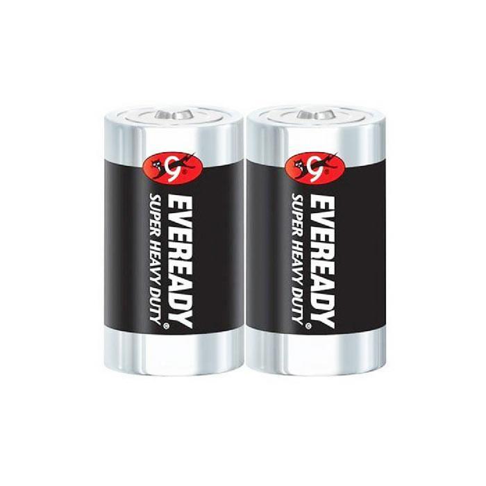 Eveready D Battery Super Heavy Duty 1250