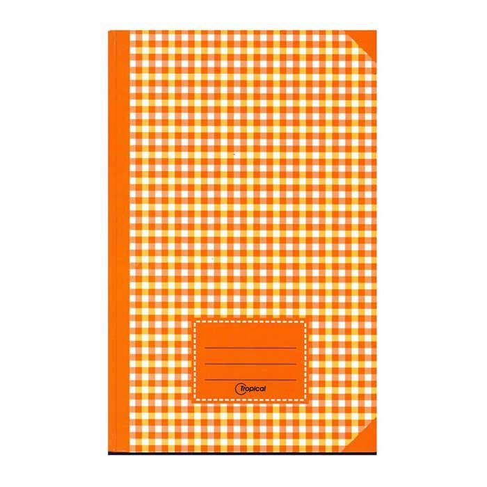 Hardcover Book Foolscap Size 3 Columns 120 Pages