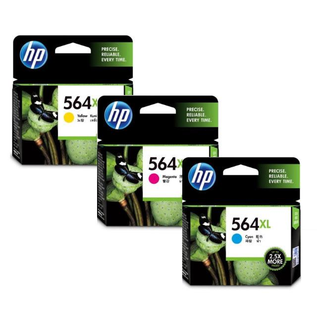 HP 564XL Colour Ink Cartridge