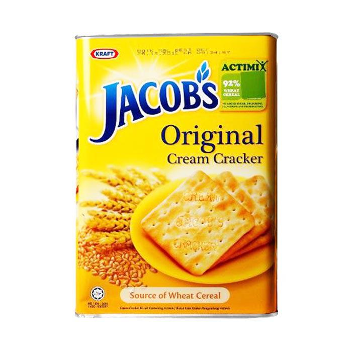 Jacob's Original Cream Cracker 700g Tin