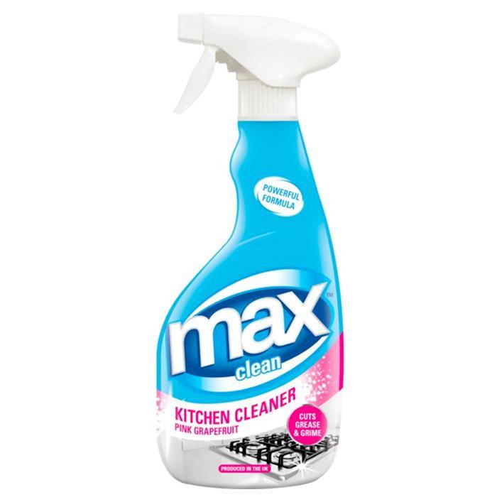 Max Clean Kitchen Cleaner Pink Grapefruit 500ml