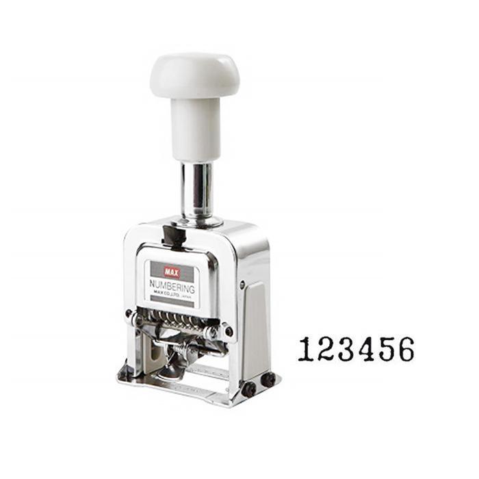 MAX Numbering Machine N-607