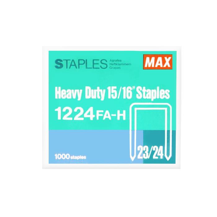 MAX Staples Refill 23/24 1224FAH