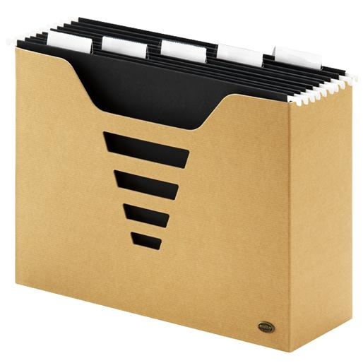 Multo Kraft Suspension File Box