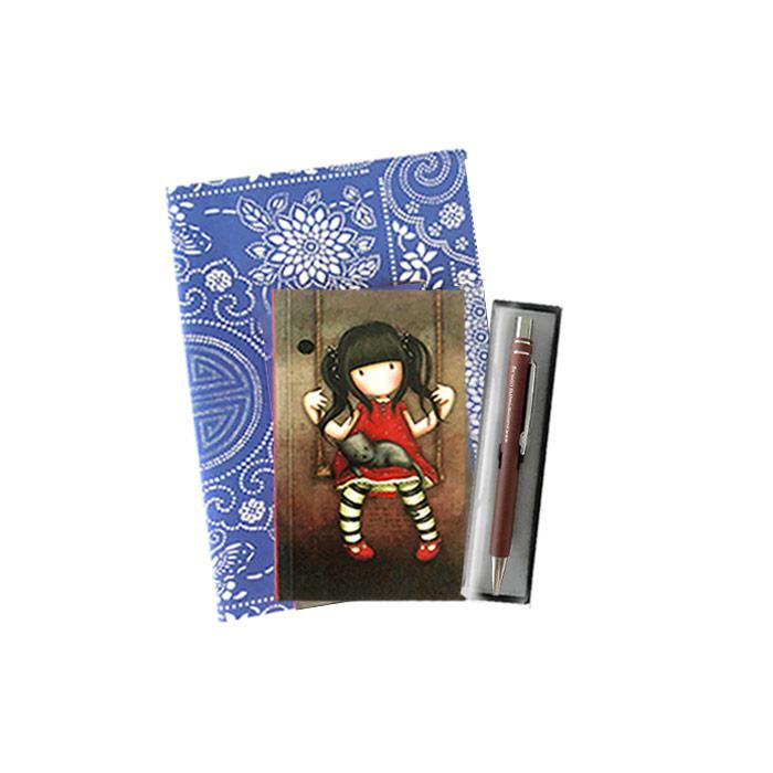 Notebooks and Pen (Free with 1st web order of the month over $150.00)